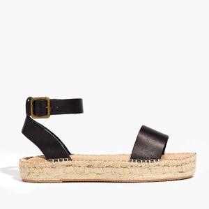 New MADEWELL x Soludos Flatform Cadiz Sandals